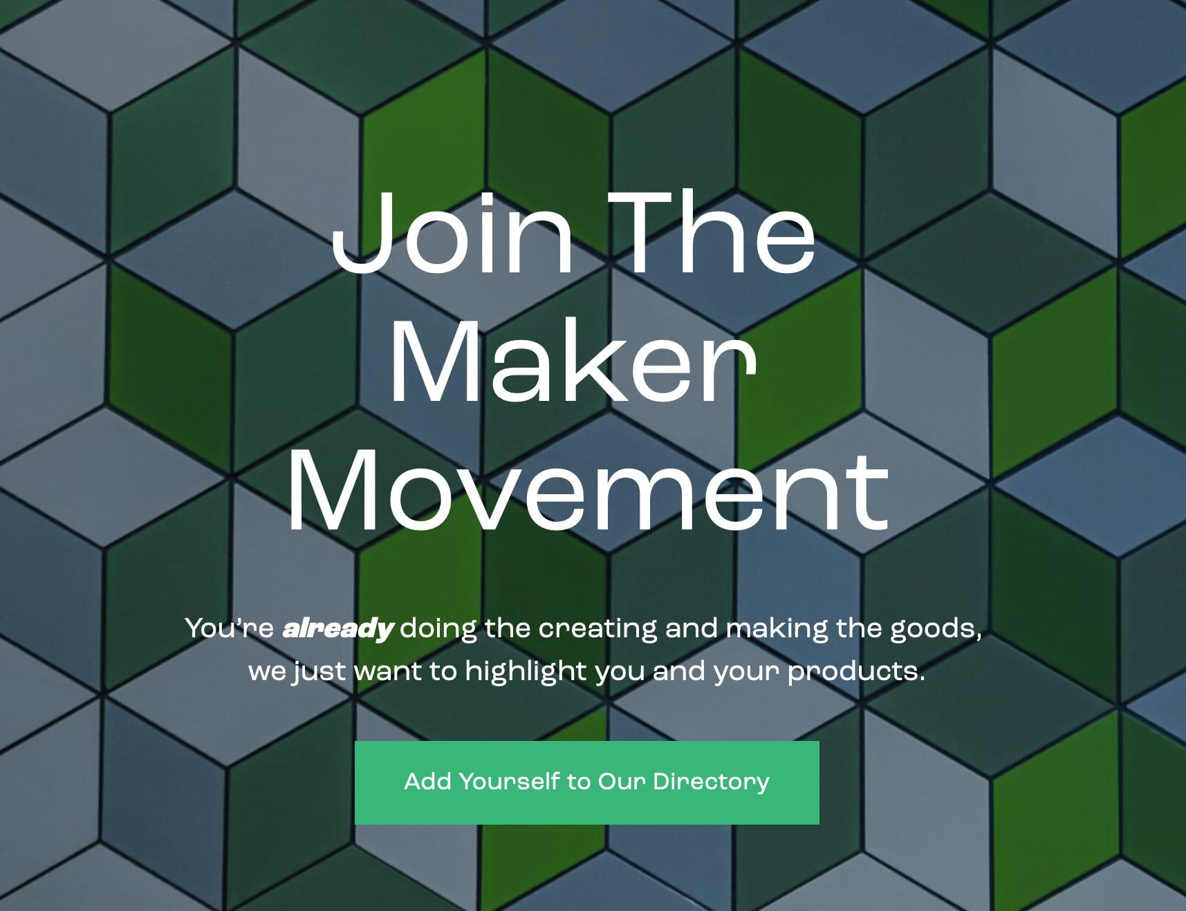 Westside Makerspace is seeking makers