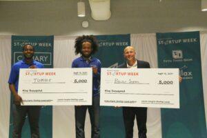 startup week 2021 pitch winners web